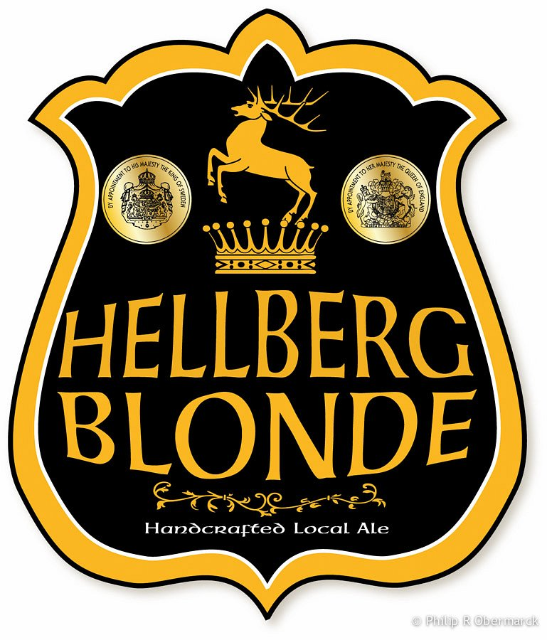 Blonde Ale Label